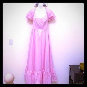 HALLOWEEN DISNEY PRINCESS DRESS! 40's 50's Vintage